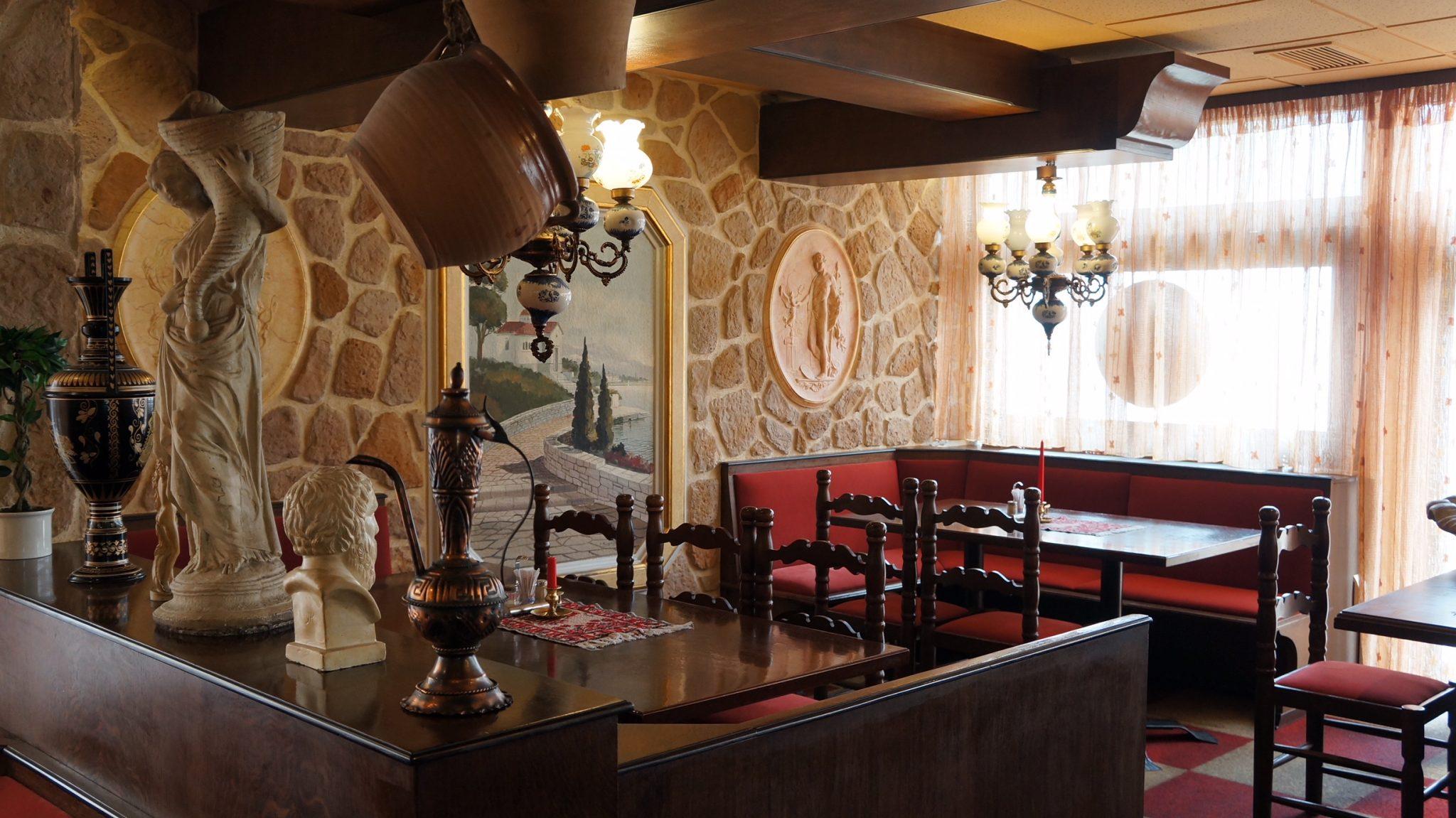 Unser Restaurant Ambiente